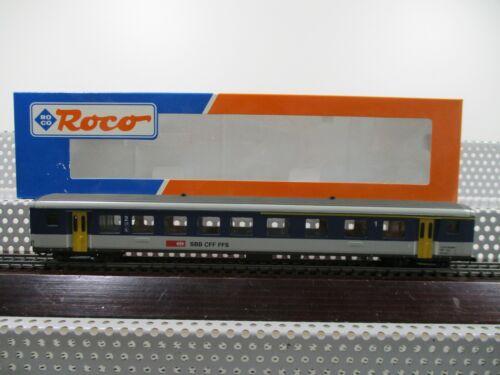 Roco H0 44338 Personenwagen Schnellzugwagen SBB WgNr AB 50 85 39-33 524-2 in OVP
