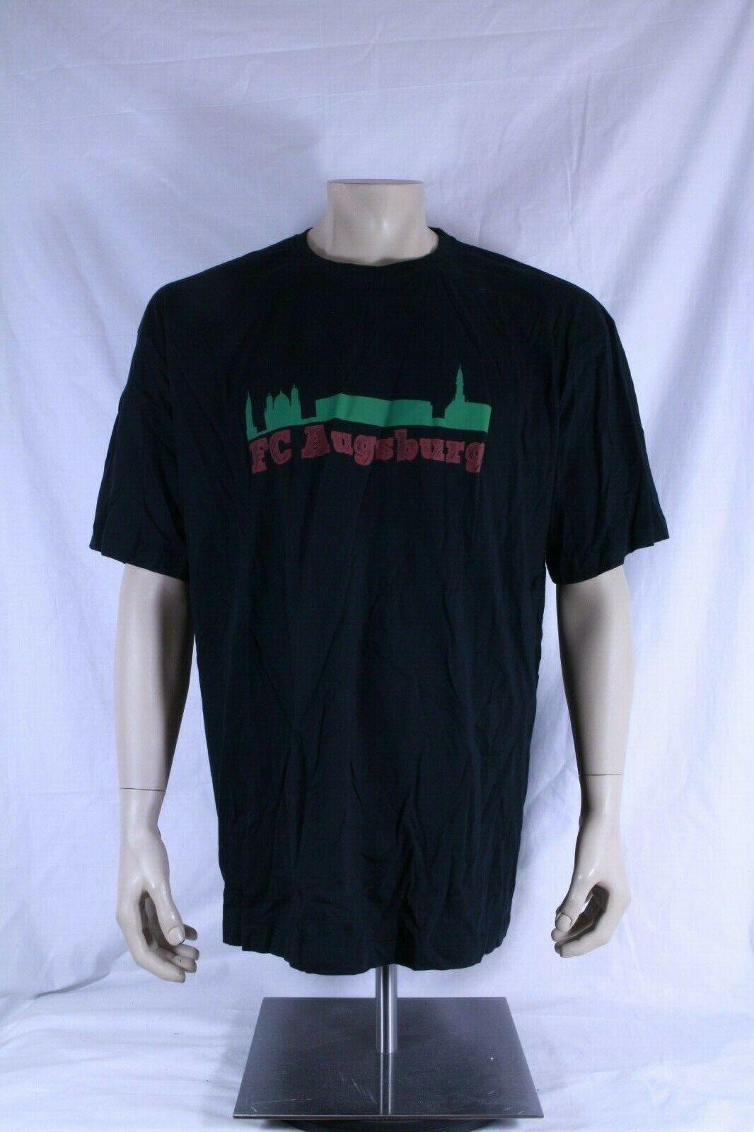 FC Augsburg Fan T-Shirt Vers.2 Grau