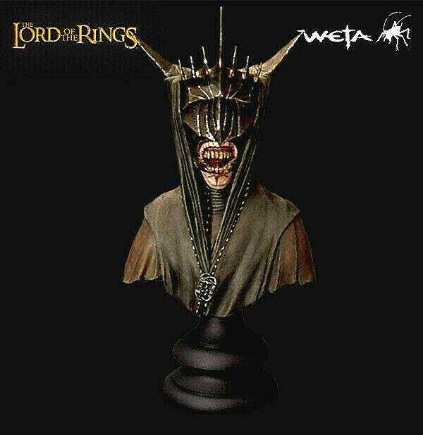 MOUTH OF SAURON Lord Of The Rings busto Weta Sideshow