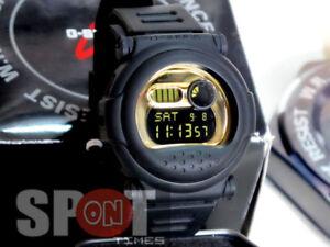 c26b23d0b Casio G-Shock Vintage Series Black Gold Men's Watch G-001CB-1 G001CB ...