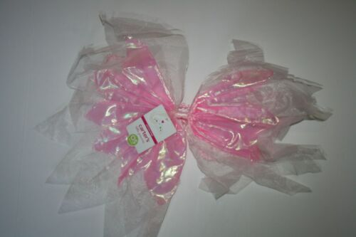 New Carter/'s Pink Little Princess Wings Accessory NWT Pink Tulle One Size 2-5
