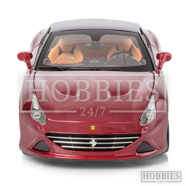 1 18 pressofusi FERRARI modelli pressofusi 18 BBURAGO AUTO lafarrari, California, 488 GTB, 348ts 904cab