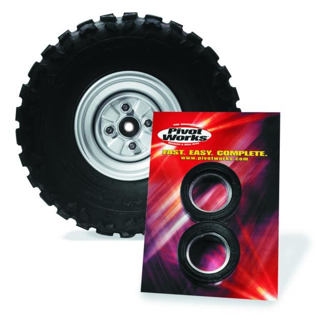PWFWK-Y13-600 Wheel Bearing Kit  Yamaha·Raptor  660 700 NEW Pivot Works