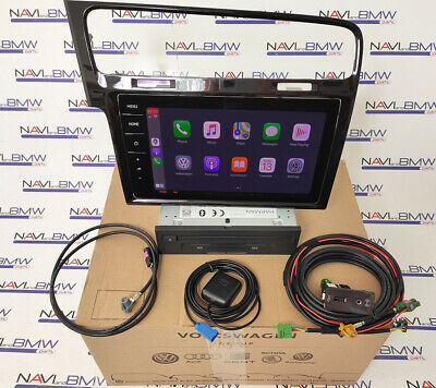 vw mib 2 5 discover pro 9 2 inch touch screen fits golf 7 7 5 cp unlocked abt ebay