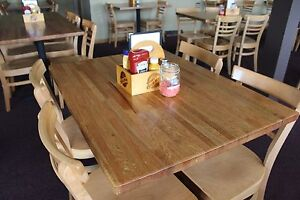 Forever Joint Red Oak Butcher Block Top 1-1/2x 26x 96 Wood Kitchen Countertop