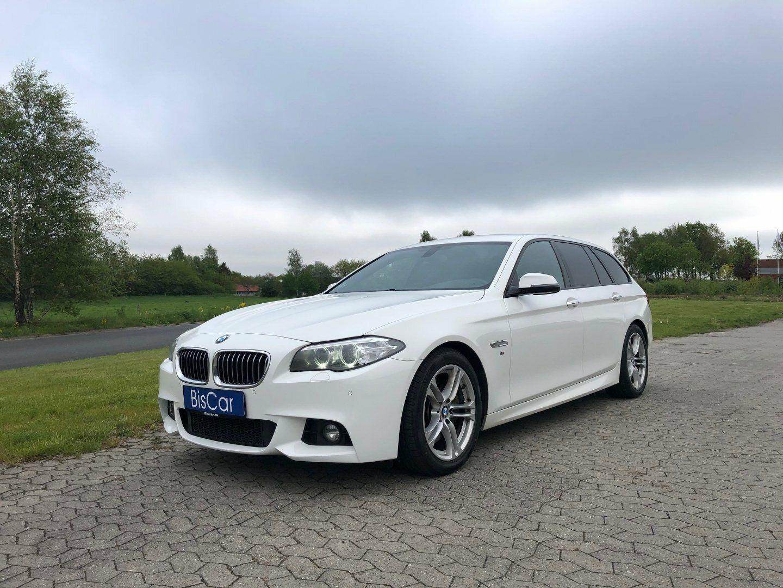 BMW 530d 3,0 Touring aut. 5d