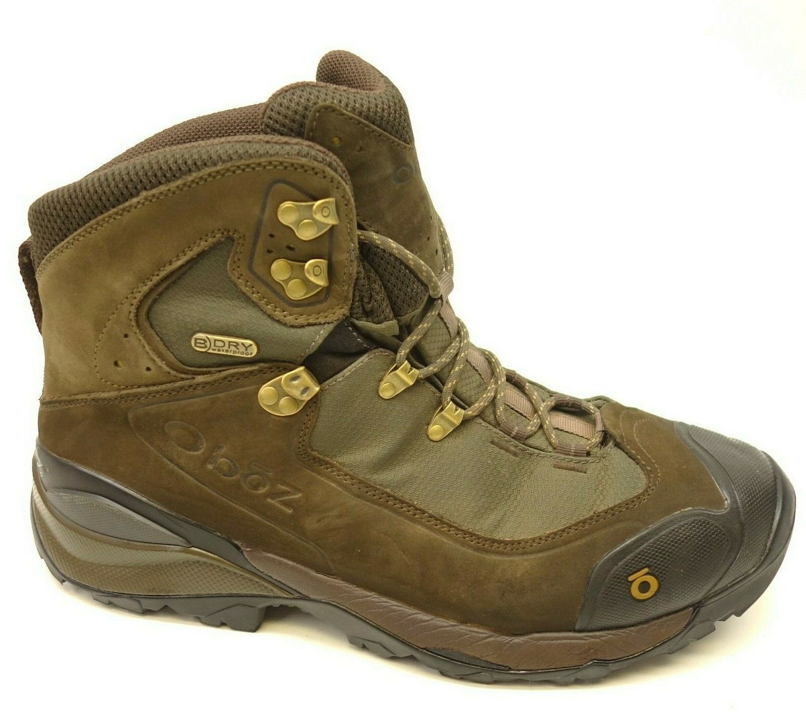 Oboz Wind River III BDry Sz 14 Athletic Hiking Trail Athletic Mid Mens Boots
