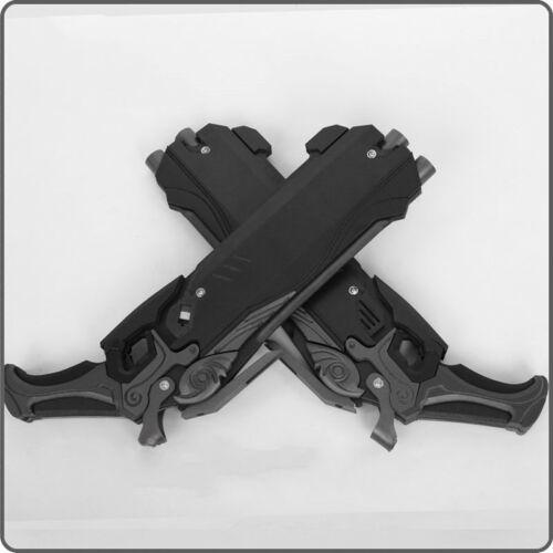 Overwatch Reaper Shotguns Cosplay Gun Prop PVC For  Prom Comic Con IN STOCK