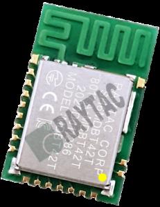 AT-Command-Slave-Small-Bluetooth-Module-nRF52805-BT5-2-Raytac-MDBT42T-PAT