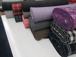 14-Designs-Designer-Heavyweight-Check-Wool-Tweed-Tartan-Upholstery-Material