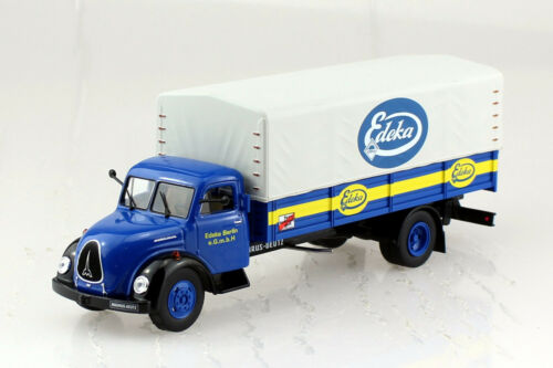 Magirus Deutz s6500 Edeka camiones 1:43 Ixo//Altaya maqueta de coche