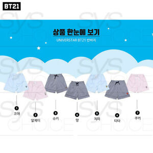 BTS-BT21-Official-Authentic-Goods-Cotton-Pajama-Shorts-by-Hunt-Innerwear