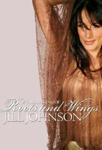 """Jill Johnson - """"The Making of Roots and Wings"""" - DVD - 2004"""