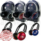 Tough Bass The Noise Heaphones NFL Sports Team Audio Mp3 Headset by iHip w/ Mic