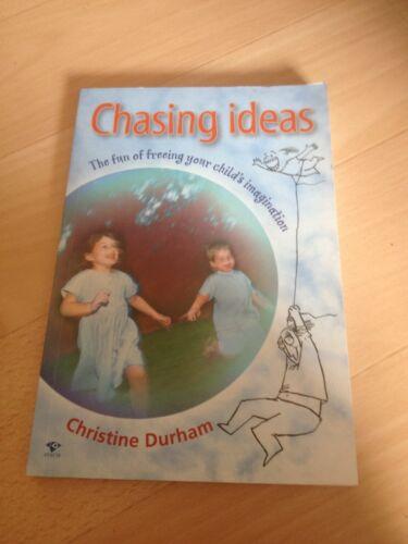 1 of 1 - CHRISTINE DURHAM, CHASING IDEAS.