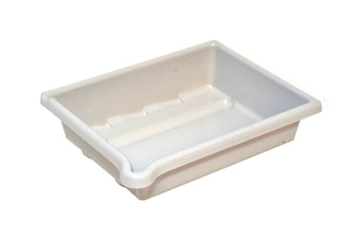 "White AP Darkroom Developing Dish 10x8/"" 25 x 20cm"
