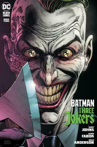 CASE044 BATMAN THREE JOKERS #3 COVER E PREMIUM ENDGAME MOHAWK VARIANT DC MR