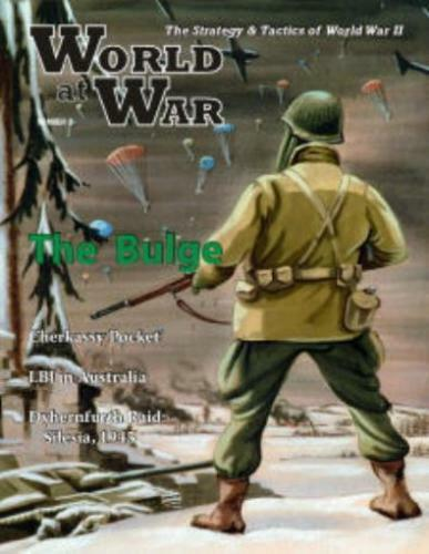 Welt At War Number 3 The Bulge - Ungelocht