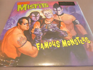 MISFITS-Famous-Monsters-LP-180g-Vinyl-Neu