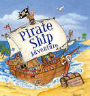 The Great Pirate Adventure: Peek Inside the 3D Windows by Nicola Baxter (Hardback, 2012)