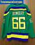 thumbnail 9 - The Mighty Ducks Movie Jersey #96 Conway #99Banks #33 Goldberg #66 Hockey Jersey