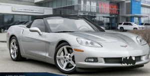 2005 Chevrolet Corvette Z51 LT3 ROADSTER