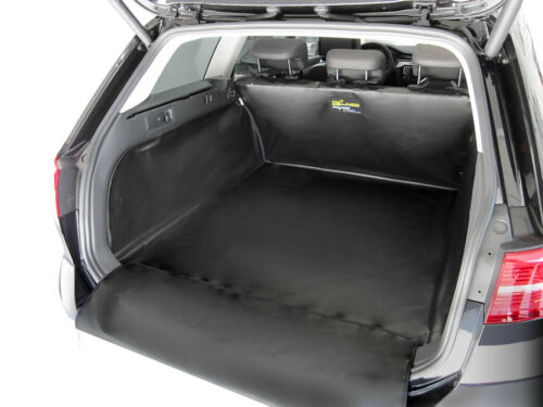 Mercedes EClass Car Boot Liner with stossstangenschutz Small Metal Starliner