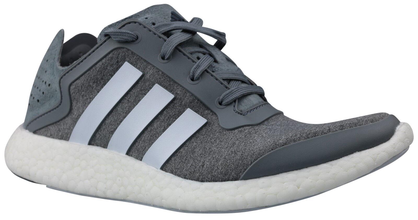 ADIDAS PURE BOOST pureboost scarpe da ginnastica Donna Scarpe m22137 GRIGIO TG. 40 40,5 NUOVO OVP
