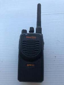 Motorola BPR40 Mag One Black
