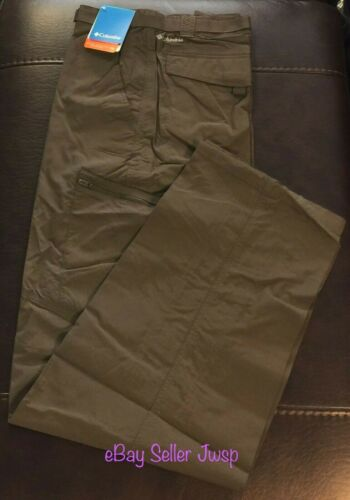 NWT Columbia Men/'s Silver Ridge Cargo Pants Major 40 x 34