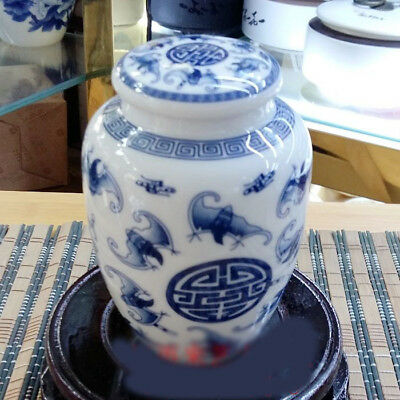 Enthusiastic E123 Hand Craft Solid Cloisonne Ceramic Keepsake Cremation Memorial Funeral Urn Selling Well All Over The World Everything Else
