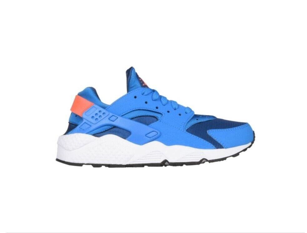 Nike Air Huarache Sneakers  US 11.5  Photo bluee  318429 402