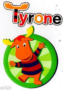 Backyardigans Tyrone
