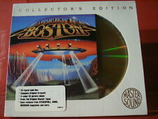"BOSTON "" DON´T LOOK BACK "" (AUDIOPHILE SONY-24KARAT-GOLD-CD/FACTORY SEALED)"