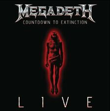 Megadeth - Countdown to Extinction: Live [New CD]