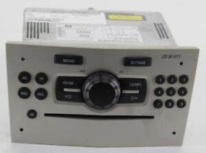 VAUXHALL-Corsa-CD30-MP3-Cd-Radio-Unita-Di-Testa-In-Oro-2-mesi-di-garanzia