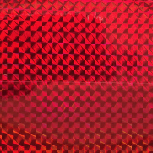 10 Pcs Fishing Lure Stickers Rainbow Laser Holographic Adhesive Film Flash Tape