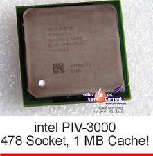 SL7E4 GAMER CPU PROZESSOR INTEL PENTIUM 4 / PENTIUM-IV 3000 / 800 BUS 1 MB CACHE