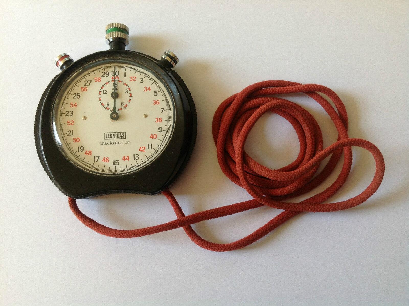Gebraucht - very rare vintage TrackMaster Leonidas - stoptimer - for Sammler