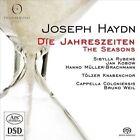 Haydn: Die Jahreszeiten Super Audio Hybrid CD (CD, Mar-2011, 2 Discs, Ars Produktion)