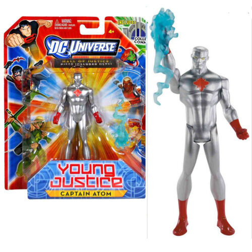 Sealed DC Comic Universe Captain Atom Young Justice Action Figure New