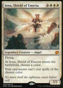 Iona-Shield-of-Emeria-EX-Modern-Masters-2015-Magic-MTG