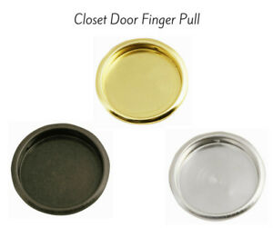 Closet-Door-Sliding-Finger-Pull-Nickel-Brass-Bronze-2-1-8-in-Modern-Closets
