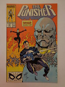 The Punisher Summer Special Volume 1 #2 Marvel Comics August 1992 NM