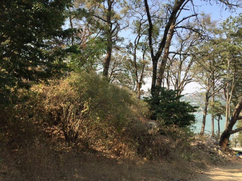 Espectacular terreno con vista al lago en San Lorenzo, Valle de Bravo