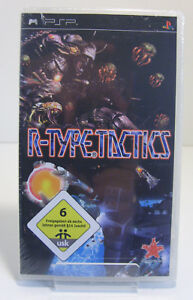 R-Type-Tactics-Sony-PSP-Neu-NEW