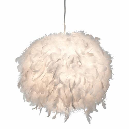 Decken Fluter Hänge Leuchte Feder Kugel Steh Stand Lampe Pendel Big Light
