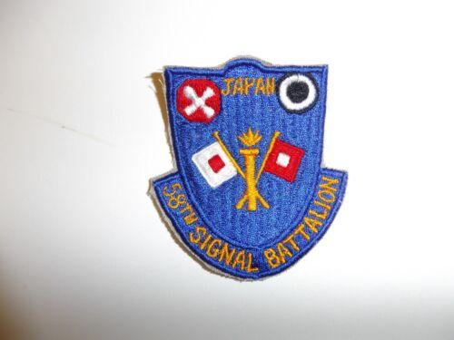 Details about  /e1926 US Army Korea 58th Signal Battalion Japan R8E
