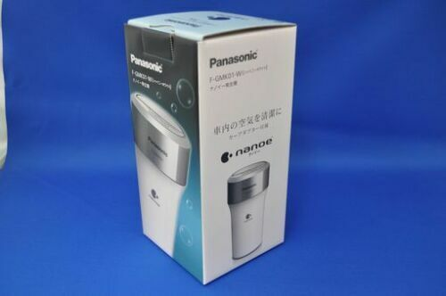 Panasonic Nanoe generator Air Purifier F-GMK01 Japan Version White