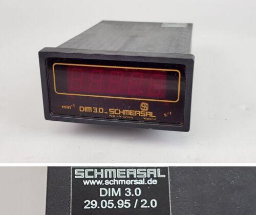 Pp5848 drehzahlanzeiger Schmersal dim 3.0